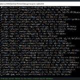 SQLite Converter ausführen AddTable